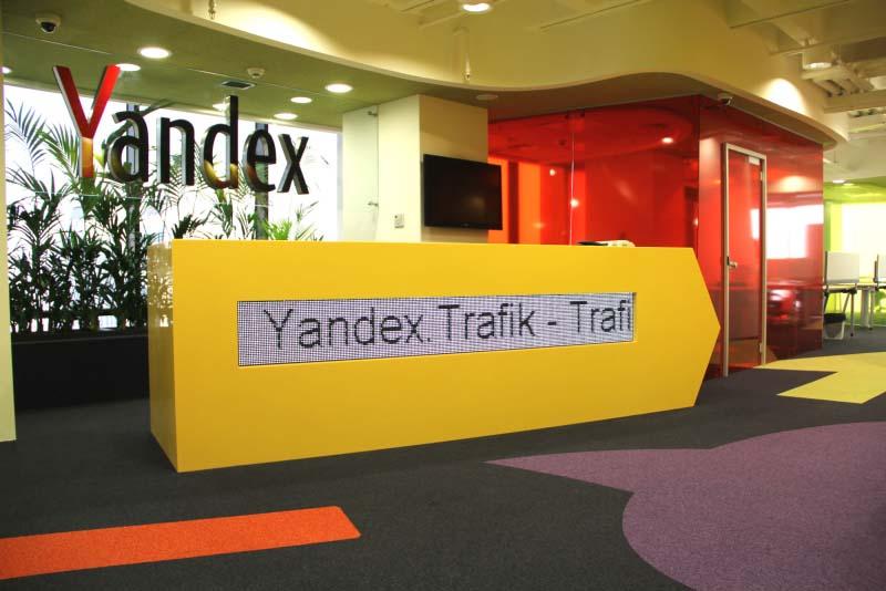 Yandex istanbul trafik - b